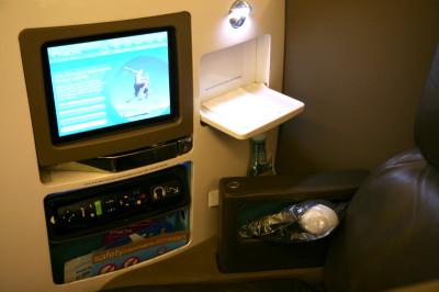 ビジネス ニュージーランド航空