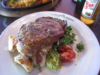 メキシコのステーキ