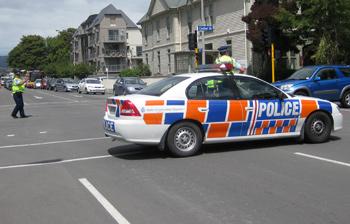 ニュージーランド警察