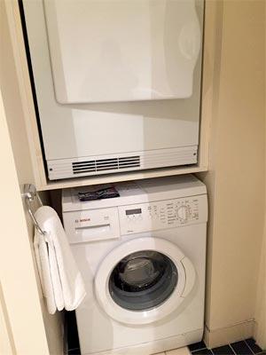 ホテルで洗濯 ニュージーランド