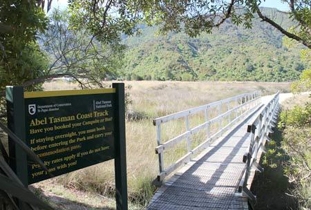 エイベルタズマン国立公園