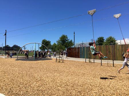 クライストチャーチ 子供の遊べる場所