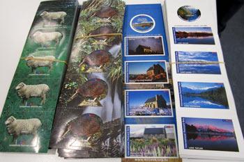 ニュージーランドの切手