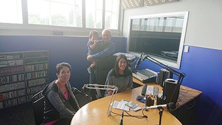 ニュージーランドのラジオ局