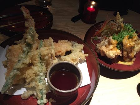 クライストチャーチの日本料理