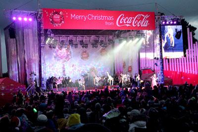 ニュージーランド クリスマスコンサート