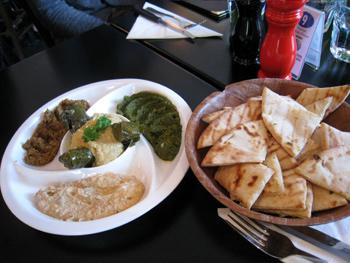 turkish restaurant christchurch topkapi