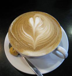 ニュージーランドのチェーンコーヒー店 ロバートハリス