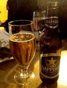 ニュージーランドでも日本のビール!