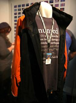 クライストチャーチ市長のジャケット