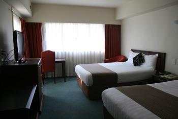 クライストチャーチのホテル