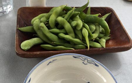 タウランガ 日本食