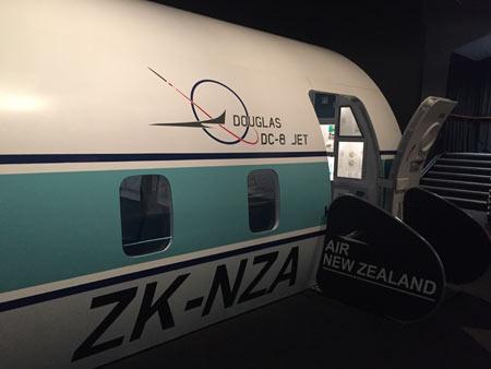 ニュージーランド航空の歴史