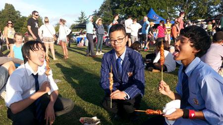 高校留学 ニュージーランド イベント