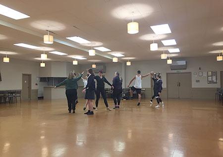 ダンススタジオ クライストチャーチ