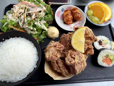 takara タウランガの日本食レストラン