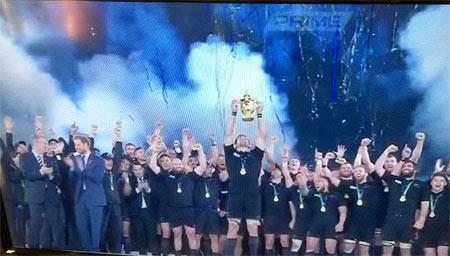 オールブラックス優勝 ニュージーランド