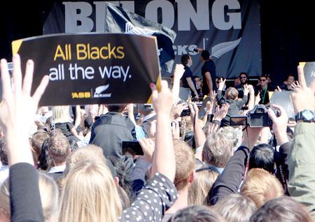 オールブラックス ニュージーランド