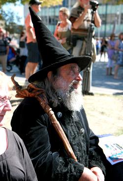 ニュージーランドの魔法使い