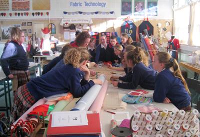 ニュージーランドの中学校
