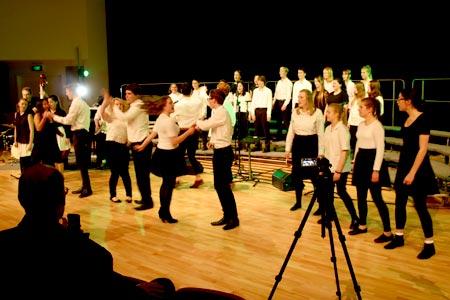 ニュージーランド高校留学 音楽の授業