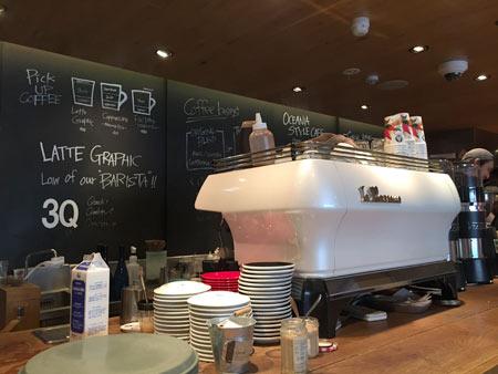 ニュージーランドスタイル カフェ