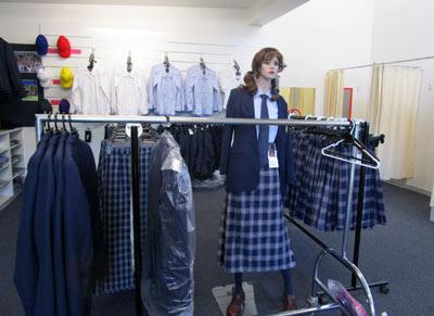 ランギルル高校 制服