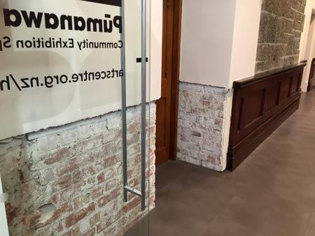 アートセンター 修復
