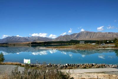 Lake Tekapo テカポ湖