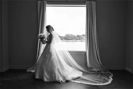 オークランドで結婚式