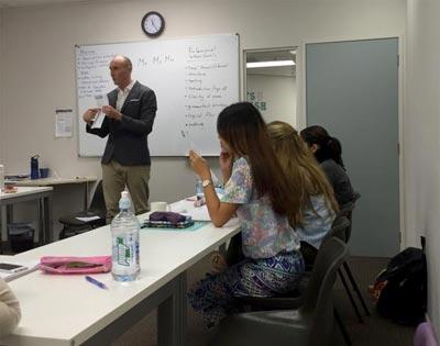 ビジネス英語 ニュージーランド留学