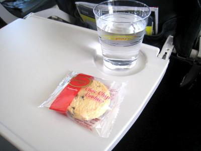 ニュージーランド航空 クッキー