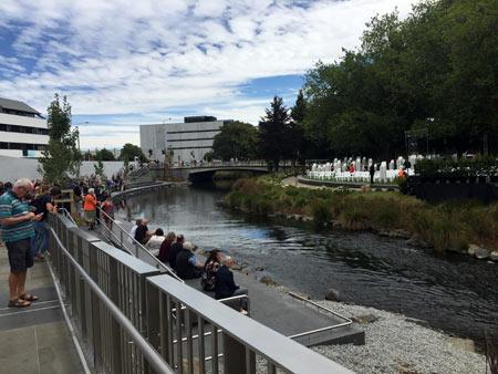 ニュージーランド地震記念碑