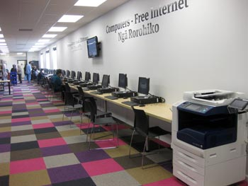 無料で利用できるインターネット&Free Wi-Fi