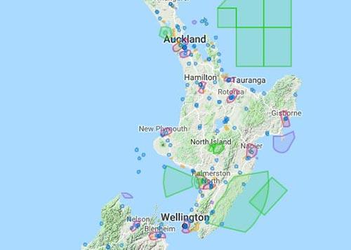 ドローン許可 ニュージーランド