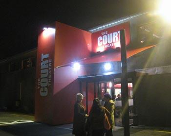 新しいクライストチャーチのCourt Theatre
