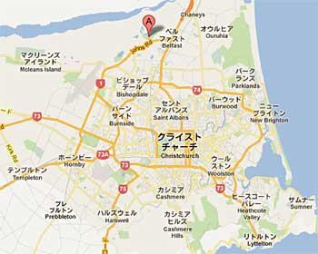The Groynesのマップ